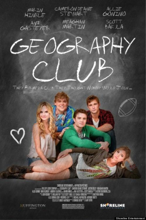 Klub Geograficzny / Geography Club