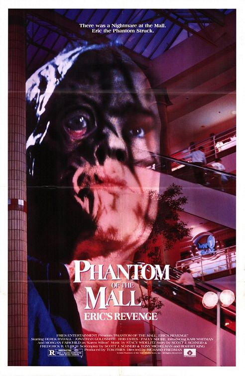 Duch z centrum handlowego. Zemsta Eric'a / Phantom of the mall. Eric's revenge