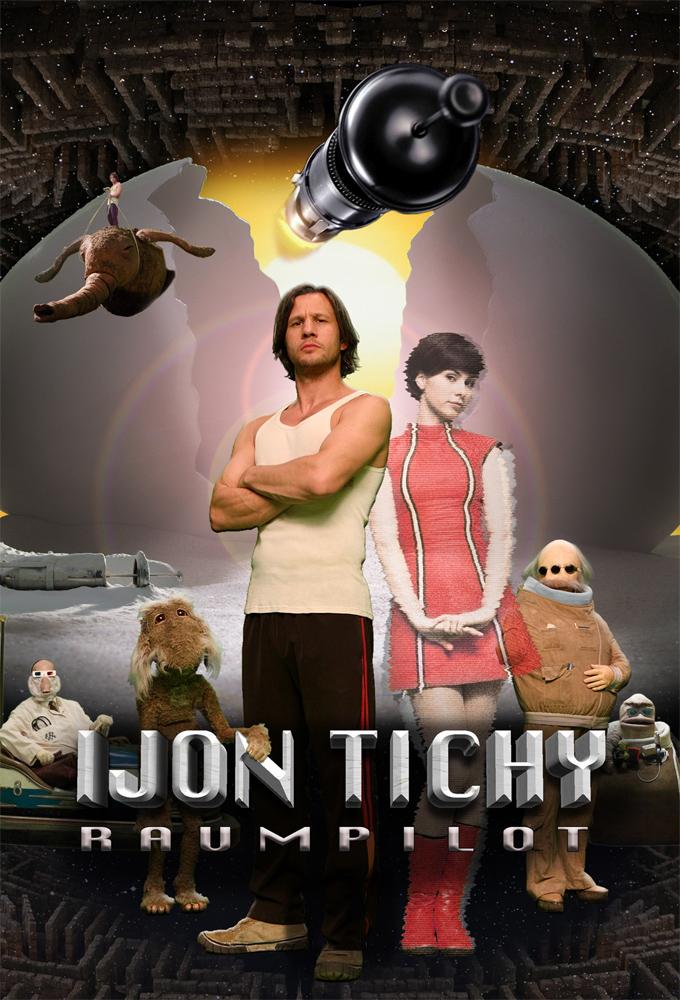 Ijon Tichy - gwiezdny podróżnik / Ijon Tichy: Raumpilot (Sezon 1)