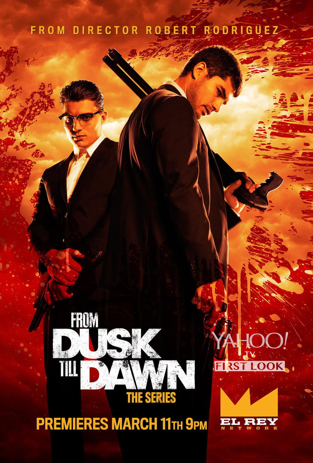 From Dusk Till Dawn: The Series (Sezon: 01)