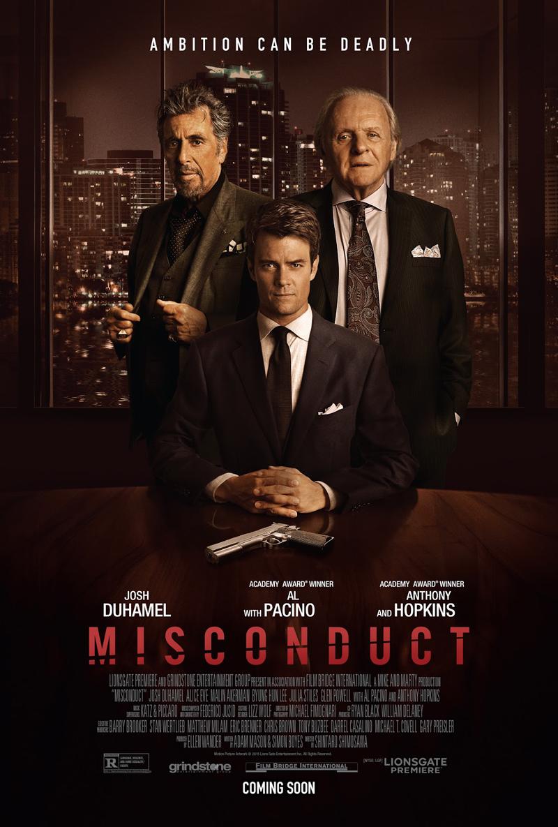 W wirze kłamst / Misconduct