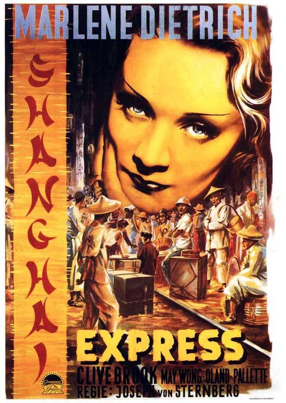 Szanghaj Ekspres / Shanghai Express