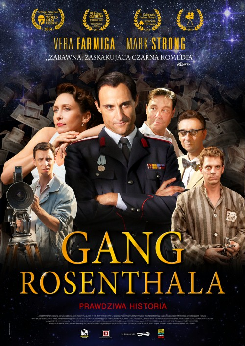 Gang Rosenthala / Closer to the Moon