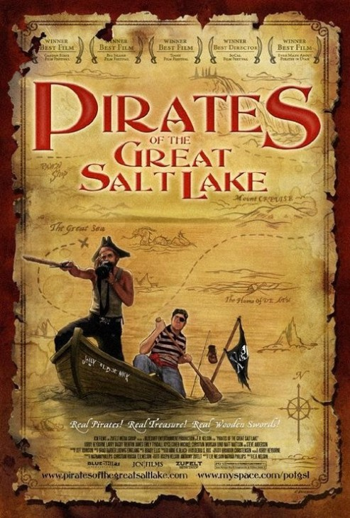 Piraci ze słonego jeziora / Pirates of the Great Salt Lake