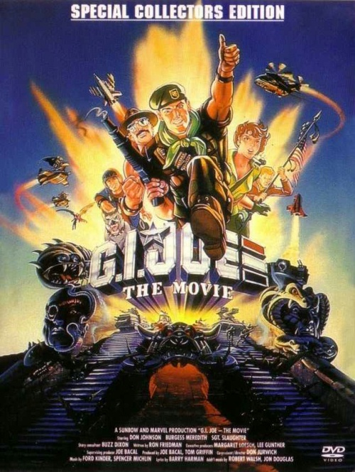 Akcja G.I. Joe / G.I. Joe: The Movie