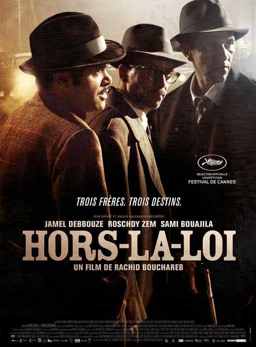Ponad prawem / Hors-la-loi