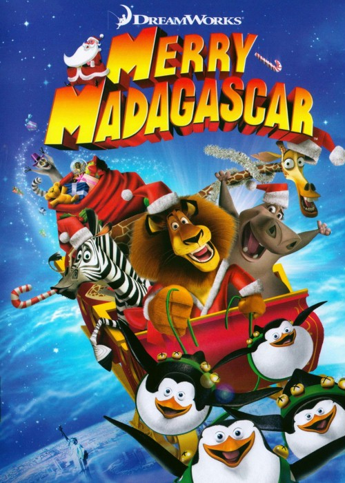 Madagwiazdka / Merry Madagascar