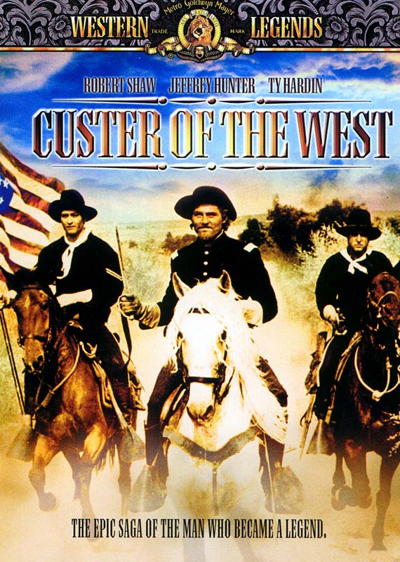 Generał Custer / Custer of the West