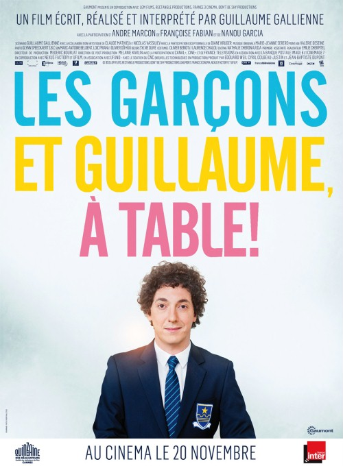 Chłopcy i Guillaume, do stołu! / Les garcons et Guillaume, a table!