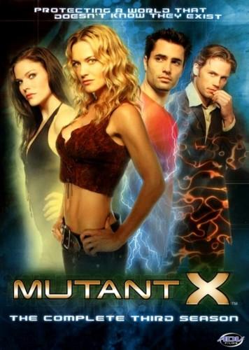 Pokolenie Mutantów / Mutant X (Sezon: 01)