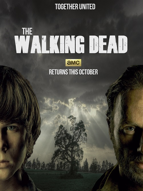 Żywe trupy / The Walking Dead (Sezon 5)