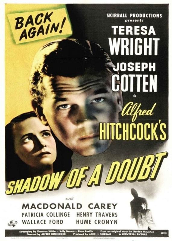 Cień wątpliwości / Shadow of a Doubt