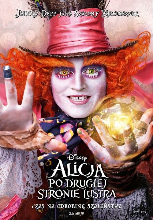 Alicja po drugiej stronie lustra / Alice Through the Looking Glass