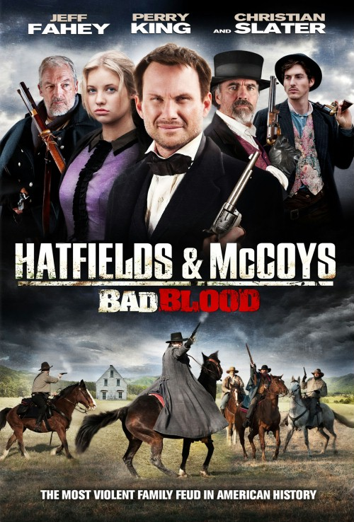 Waśń rodzinna / Bad Blood: The Hatfields and McCoys