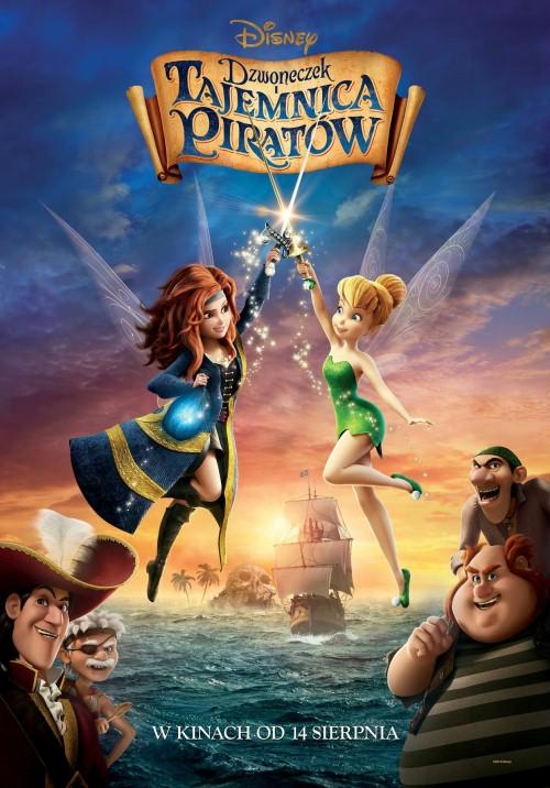 Dzwoneczek i tajemnica piratów / The Pirate Fairy