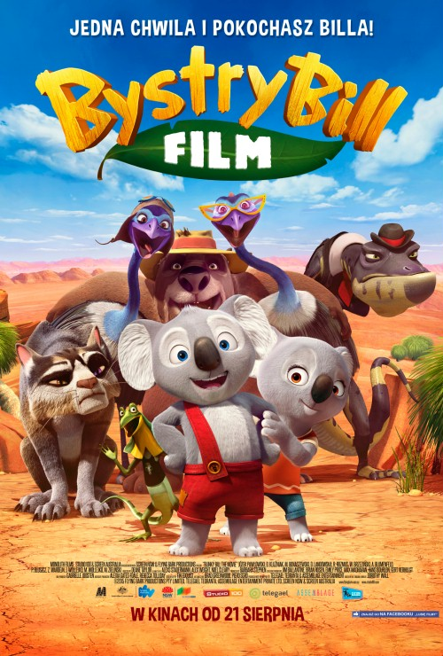 Bystry Bill / Blinky Bill the Movie