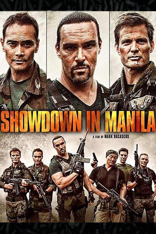 Rozróba w Manili / Showdown in Manila