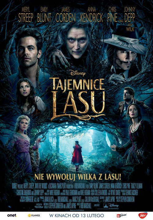 Tajemnice Lasu / Into The Woods