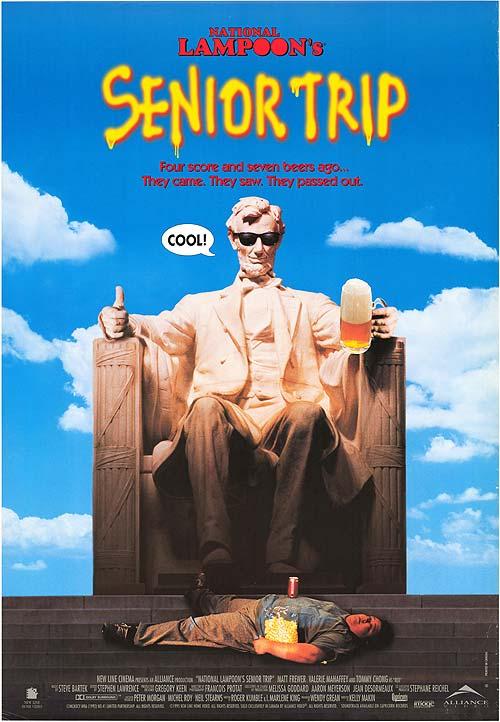 Rozrabiaki w Waszyngtonie / National Lampoon's Senior Trip