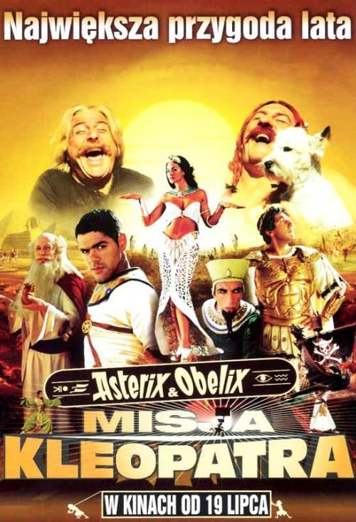 Asterix i Obelix: Misja Kleopatra / Astérix & Obélix: Mission Cléopâtre