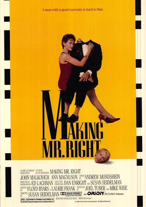 Mężczyzna idealny / Making Mr. Right