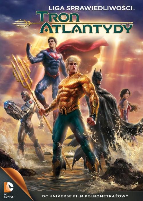 Liga Sprawiedliwości: Tron Atlantydy / Justice League: Throne of Atlantis