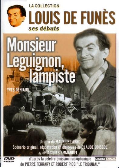 Pan Leguignon, Latarnik / Monsieur Leguignon, Lampiste