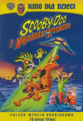 Scooby Doo i najeźdźcy z kosmosu / Scooby-Doo and the Alien Invaders