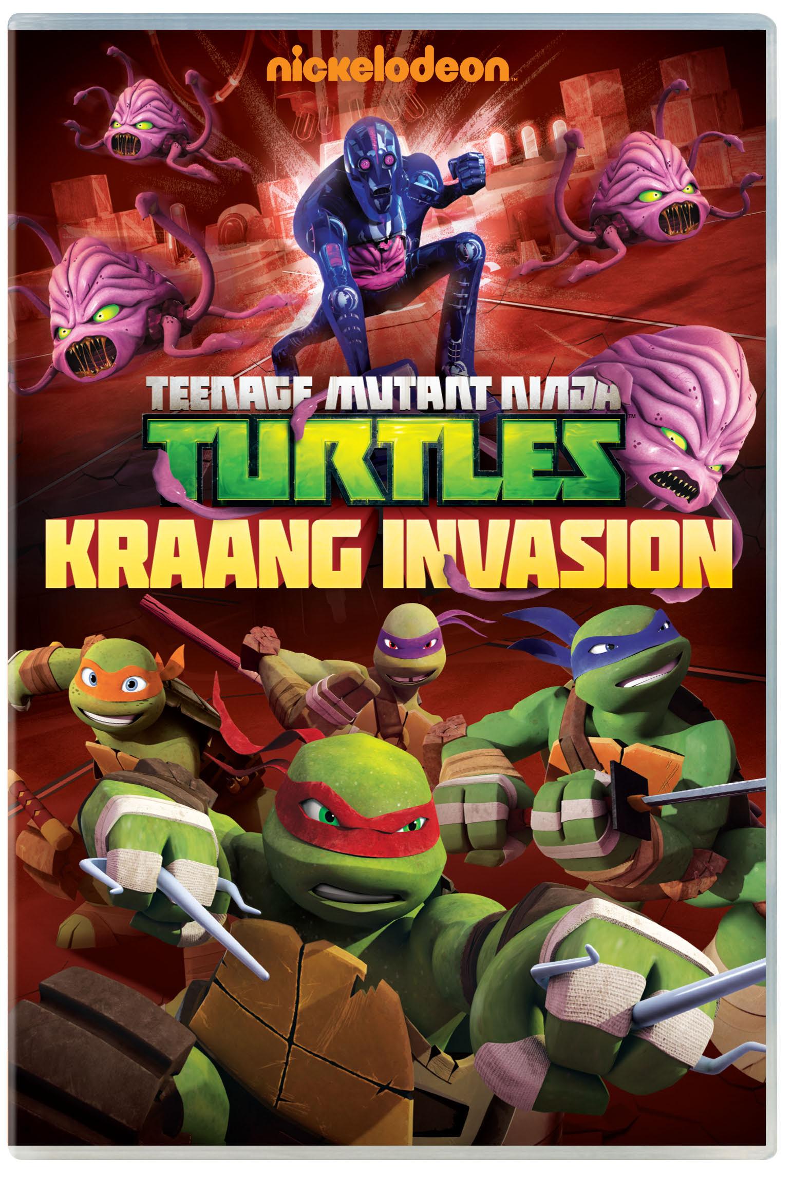 Wojownicze Żółwie Ninja: Inwazja Kraangów / Teenage Mutant Ninja Turtles: Kraang Invasion