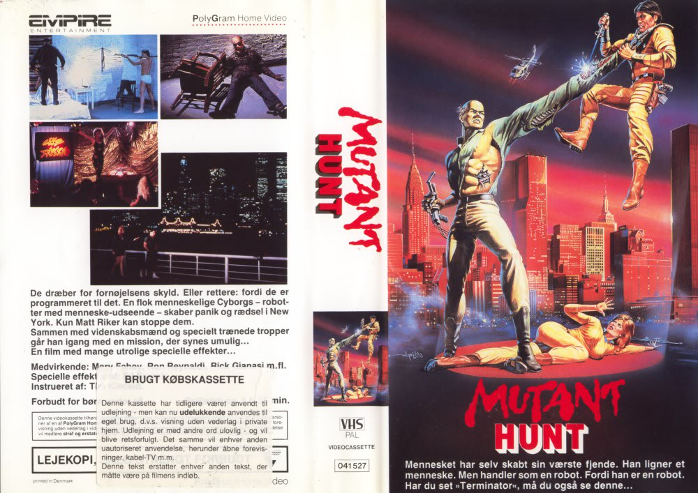 Polowanie na roboty / Mutant Hunt