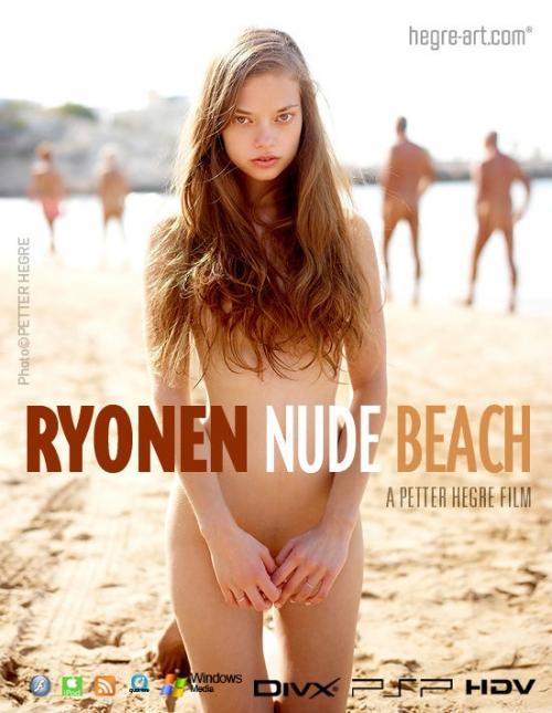Ryonen – Nude Beach