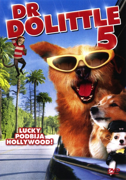 Dr Dolittle 5: W pogoni za błahostkami / Dr. Dolittle: Million Dollar Mutts