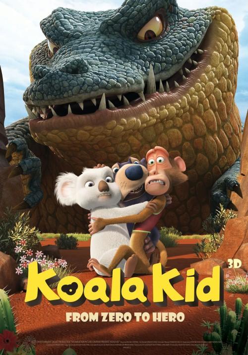 Koala Kid: Nieustraszony miś / Outback / Koala Kid