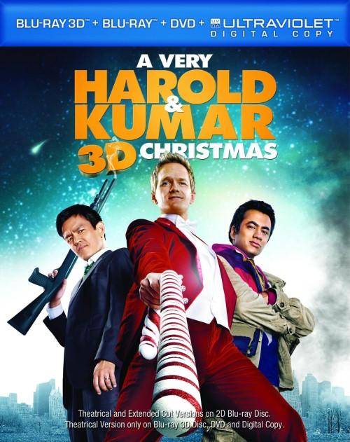 Harold i Kumar: Spalone święta / A Very Harold & Kumar Christmas
