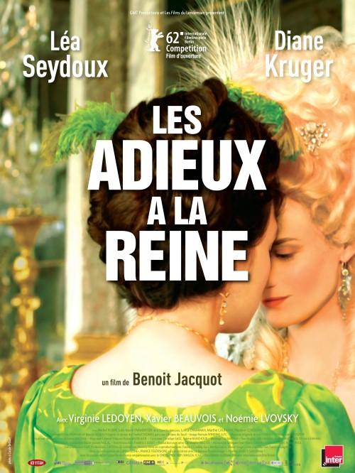 Żegnaj królowo / Les Adieux à la reine