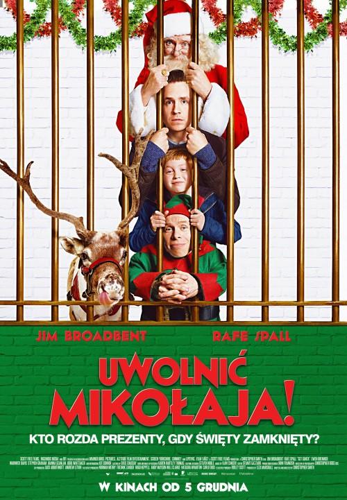 Uwolnić Mikołaja! / Get Santa
