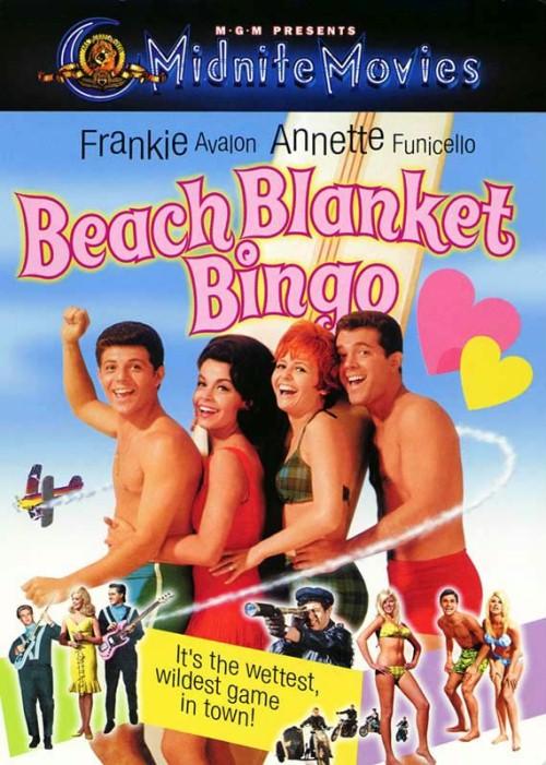 Plażowe Bingo / Beach Blanket Bingo