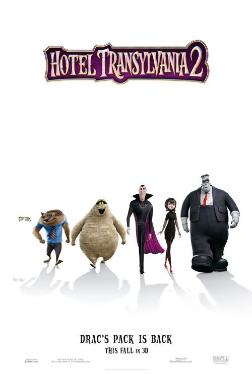 Hotel Transylwania 2 / Hotel Transylvania 2