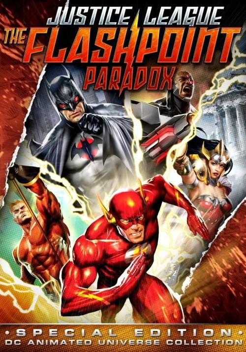Liga Sprawiedliwych: Zaburzone kontinuum / Justice League: The Flashpoint Paradox