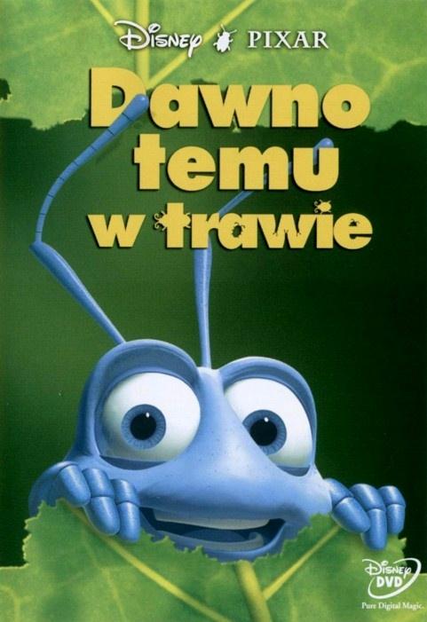 Dawno temu w trawie / A Bug's Life