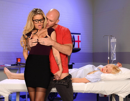 Jessa Rhodes - Doc Takes On The Biggest Cock