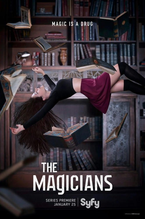 The Magicians (Sezon 1)