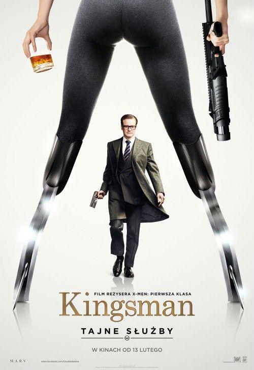Kingsman: Tajne służby / Kingsman The Secret Service