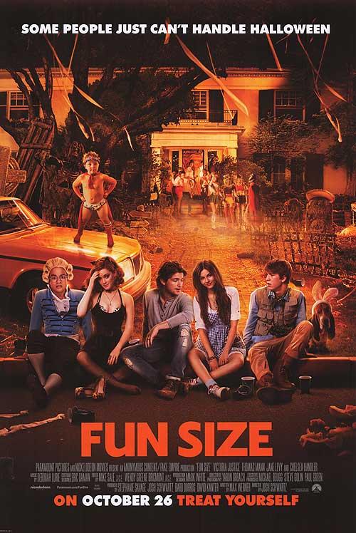 Fun Size / Fun Size, szalone Halloween