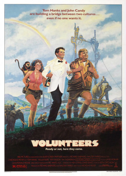 Ochotnicy / Volunteers