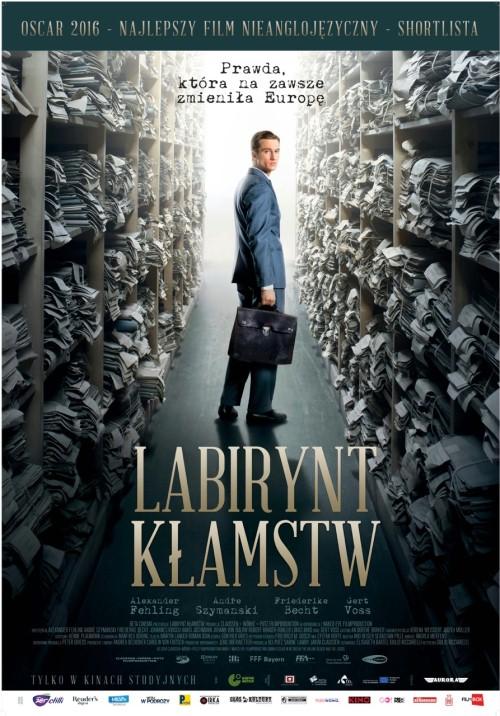 Labirynt Kłamstw / Im Labyrinth des Schweigens