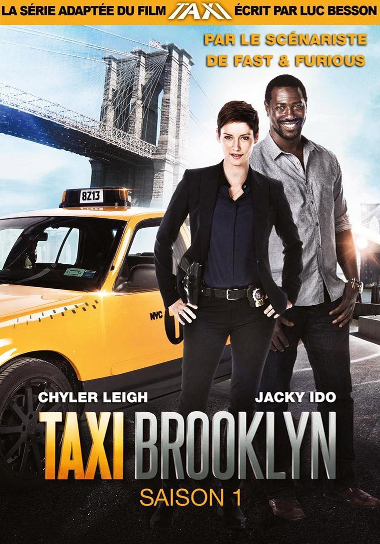 Taxi Brooklyn (Sezon: 01)