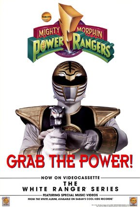 Power Rangers / Mighty Morphin Power Rangers  [Sezon 1]