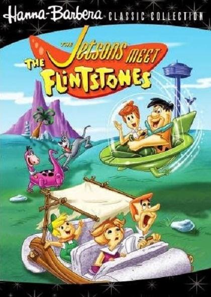 Jetsonowie spotykają Flintstonów / Jetsons Meet The Flintstones