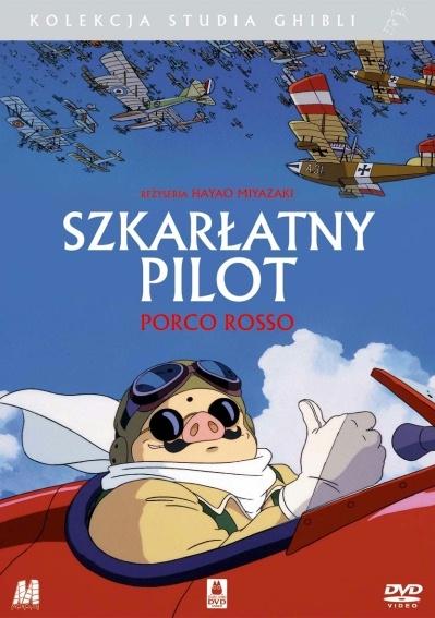 Szkarłatny pilot / Kurenai no buta